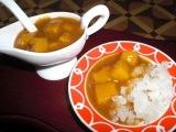 японская еда из порошка)