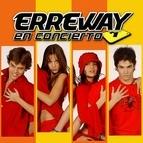 Erreway альбом Erreway en Concierto