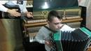 Парень Круто Сыграл Майкла Джексона Баян Гитара Пианино
