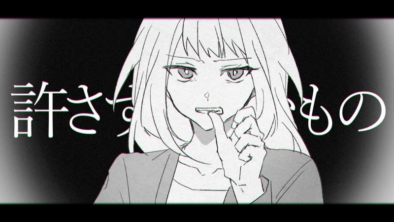 【鏡音リン】針降る都市のモノクロ少女【オリジナル曲】