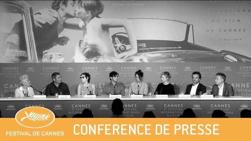 LAZZARO FELICE - Cannes 2018 - Conférence de Presse - VF