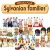 Фирменный магазин Sylvanian Families