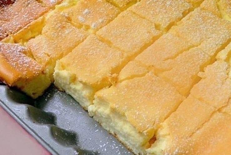 Нежно-нежный творожный десерт