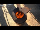 How To Convert The H45 Heater To Solid Fuel - Part 1   Homestead Kids