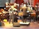 DAVID GARRETT Mendelssohn Violin Concerto Movt1 Part II in Regensburg