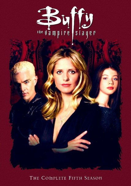 Buffy The Vampire Slayer S05E21-22