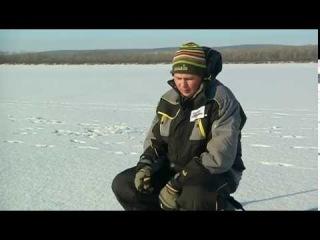 Зимняя рыбалка в Балаково.  Часть 1.