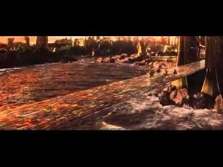 Как снимался фильм Тор 2: Царство тьмы - обзор, за кадром, комментарии, рецензии