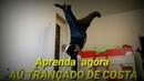 Aprenda agora! AÚ TRANÇADO DE COSTA Mestre Pepeu Capoeira