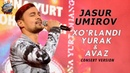 Jasur Umirov - Xo'rlandi yurak, Avaz (concert version 2018) Ona yurt ohanglari