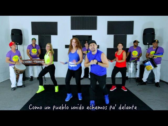 Pa Venezuela (ChoreoLyrics) Zumba Zin 68 - Maritza-Laura-Henry Max Pizzolante Feat Cuero Trancao