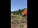 Из жизни Енисея часть 1 роем котлован и сооружаем скважину для хранения урожая