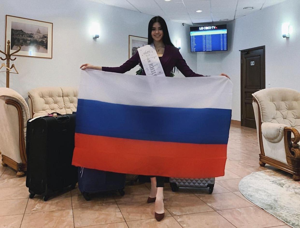 Якутяночка представит Россию на «Мисс мира — 2018»