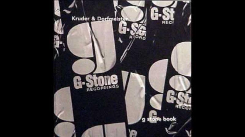 Kruder Dorfmeister - G-Stone Book