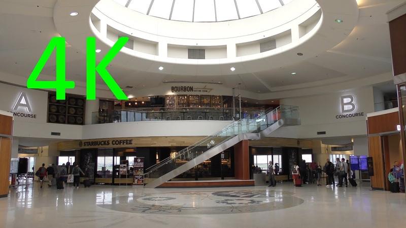 A 4K Tour of Louisville International Airport (SDF)