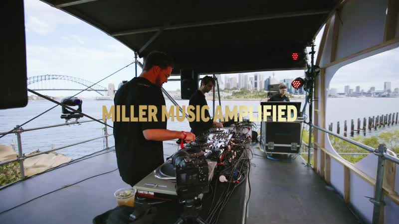 LOODS - Live @ Output Festival for Miller Music Amplified