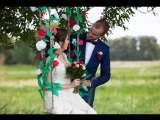 Свадебный клип любящей пары молодожёнов Сергея и Кристины.