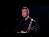 Ryan OShaughnessy - Together - Ireland - LIVE - First Semi-Final - Eurovision 2018 - YouTube