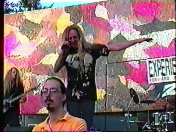 Very Rare NEVERMORE Video Live at the Mural Amphitheatre Seattle WA USA August 1992