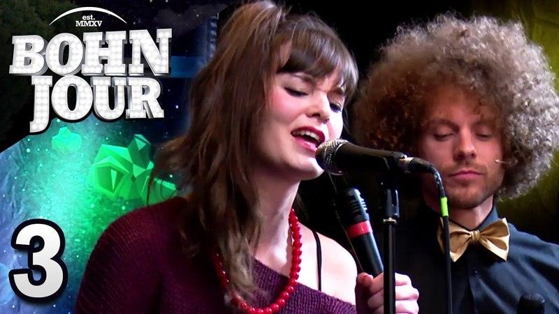 [3/3] 80er Singstar mit Lisa, Papillon Rising LIVE | Bohn Jour | 12.10.2016