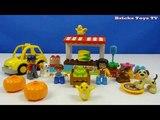 Строим из Lego Duplo, Build and Play toys Lego, Unboxing, LEGO DUPLO 10838, 10867