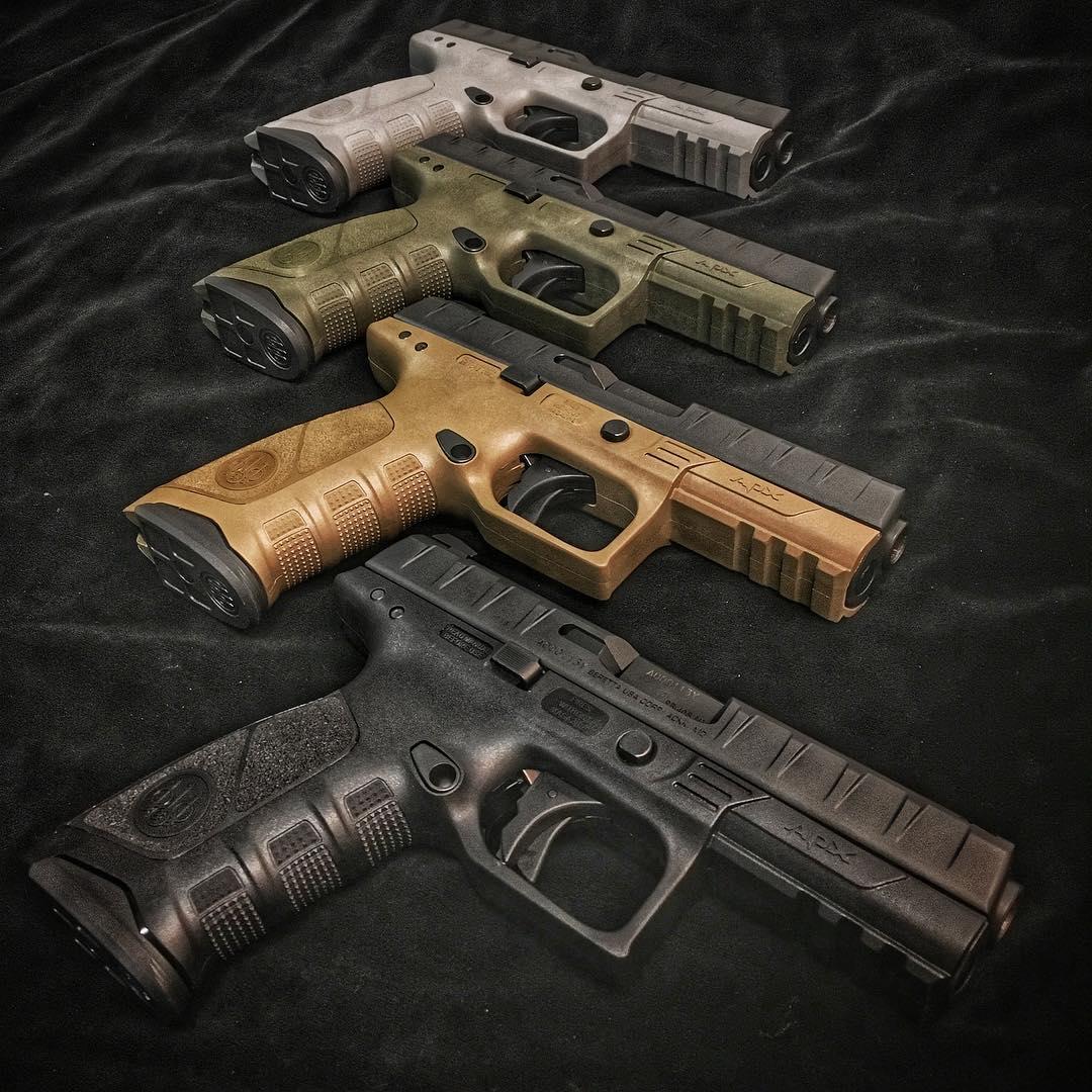 Beretta APX Pistols