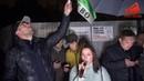 Выступление защитницы Кравченко 16 - Татьяны Тимошкиной на митинге в Кунцево