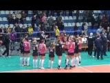 Уралочка-НТМК vs Заречье-Одинцово, 14.04.2013