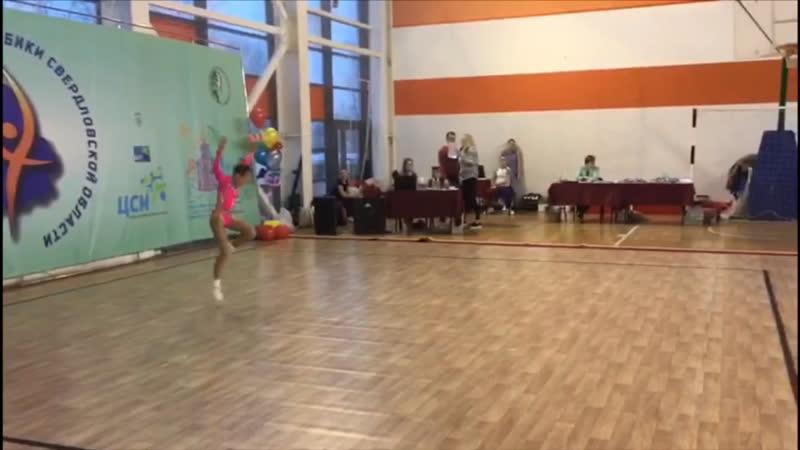 2019_соло 9-11_Иванова Ирина