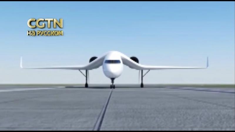 Французские авиаконструкторы придумали новый тип авиалайнера-трансформера