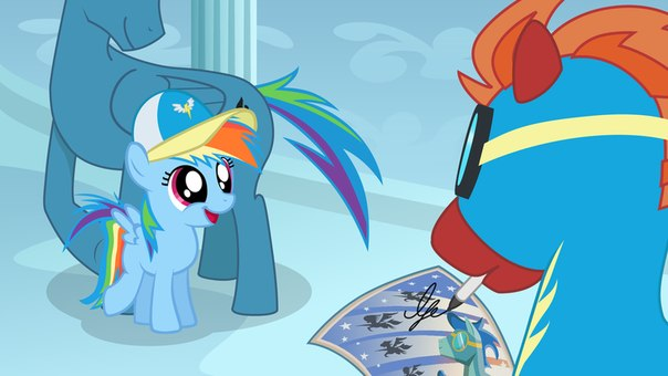 Винкс и Маленькие пони в моем журнале в картинках