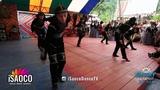 Young Dancers Show National Georgian Dancing at Seasky Salsafest Batumi, Friday 15.06.2018