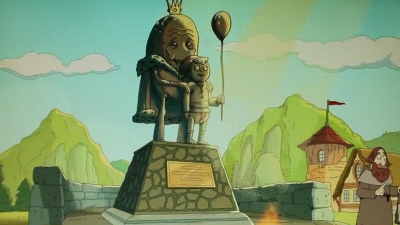 Рик и Морти. Король Желатин