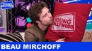 Good Trouble's Beau Mirchoff Gushes Over Tyler Posey Plays a Drinking Game!