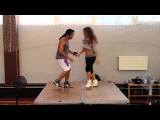 Salsaton Seo Fernandez & Alessia Cornacchia