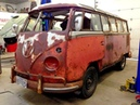 1963 Volkswagen 23 Window Deluxe Restoration Project