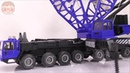 Toy Crane Truck for Kids Excavator Toys for Children SIKU Toys 20sarasa にーさら