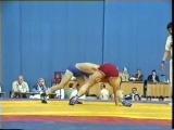 ЧР-1994 48 кг финал 3-4 м Алексей Сербигешев (Хакасия)-ПЕТР ЮМШАНОВ (САХА)