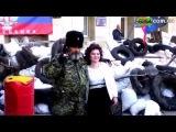 Новое. Фотосессия на митинге в Краматорске. (Дед Бабай) 26.04.2014.