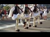 смена караула в Афинах