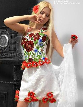 весільні сукні в українському стилі фото 920329b8208c3