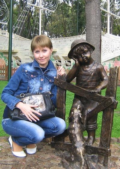 Ольга Парфененкова, 21 апреля 1984, Харьков, id39384491
