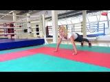 Фитнес-гид «Домашняя тренировка для новичков» сОльгой Портновой