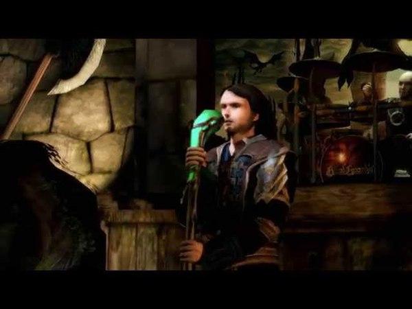 Blind Guardian - Sacred World (sacred 2)