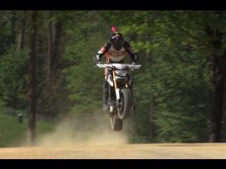 Vidéo complète : Essai déjanté de la Yamaha MT-09 Street Rallye - http://www.moto-journal.tv/