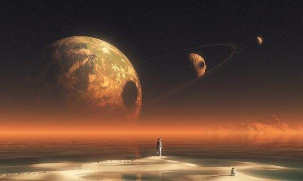 Если ты чего-нибудь очень сильно хочешь — вся Вселенная будет способствовать тому, чтобы желание твоё сбылось.