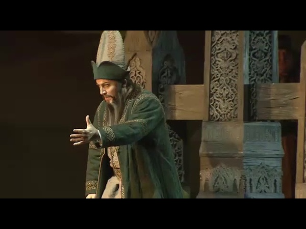 Генуяда қойылған Абай операсының үзінділері
