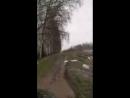 Вот такая грунтовая дорога на три деревни, и местной администрации плевать. Зато каждый день демонстрируют с помощью фото свой ф