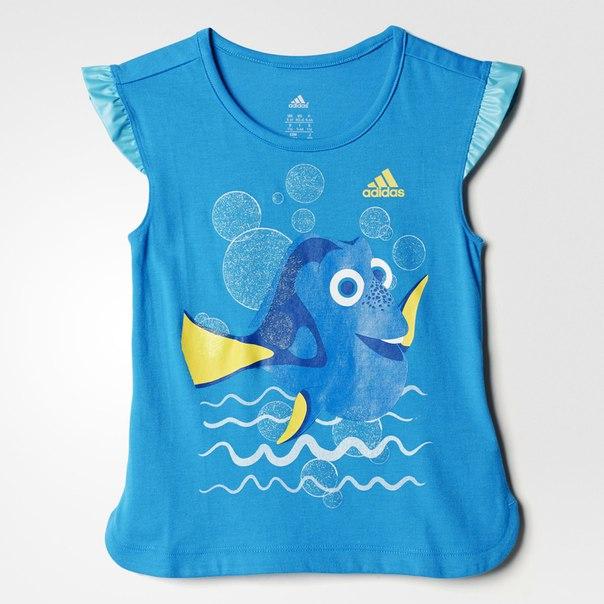 Комплект: футболка и шорты Disney Dory