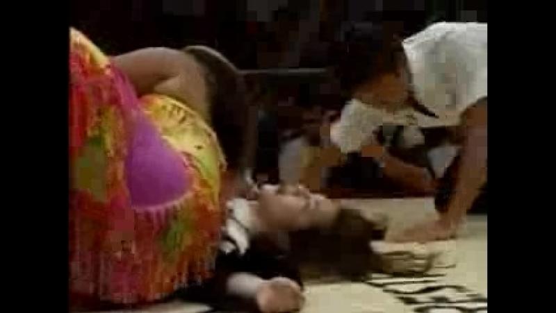 03. Kyoko Inoue vs. Takako Inoue (8.16.96)